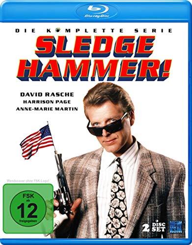 Sledge Hammer - Die komplette Serie (Episode 01-41 + Pilot) [Blu-ray]