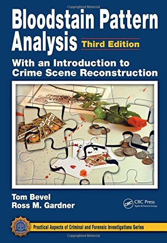 Image OfBloodstain Pattern Analysis With An Introduction To Crime Scene Reconstruction (Practical Aspects Of Criminal And Forensic...