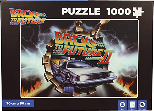 toys  Back To The II Puzle Regreso Al Futuro, Color (TUNI22324)