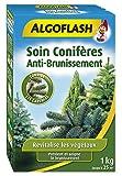 Algoflash Anti-brunis.conifère1kg Anti-brunissement de Las coníferas 1kg, 14.2x 4.7x 22cm