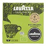 Lavazza A Modo Mio Tierra Organic - Cápsulas de café (12 Unidades)