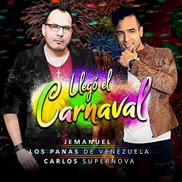 LLEGÓ EL CARNAVAL