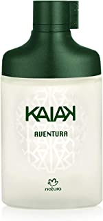 Linha Kaiak Natura - Colonia Masculina Aventura 100ml - (Natura Kaiak Collection - Adventure Eau de Cologne for Men 3.38 Fl Oz)