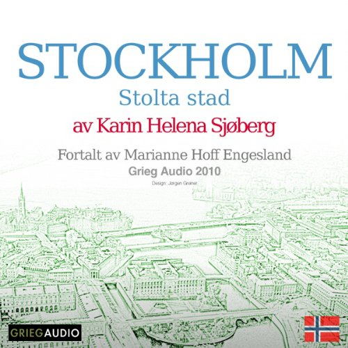 Reiseskildring - Stockholm [Travelogue: Stockholm] audiobook cover art
