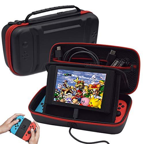 MeterMall CE Game Console Opbergtas Draagtas Draagbare Reistas voor Nintendo Switch Console Shock Proof EVA Harde Tas