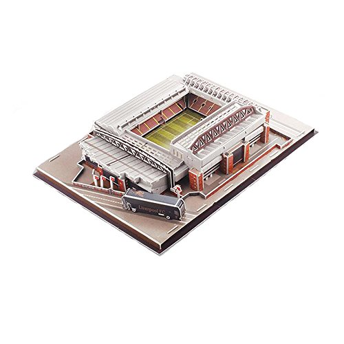 World Cup Assemble jigsaw puzzle Allianz Anfield Stadium 3D model football Fans memorabilia gift Toys for developing kids' intelligence