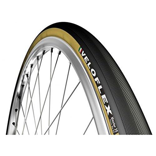 Outdoor-Bereich Veloflex Master Reifen schwarz/beige 700x 25C