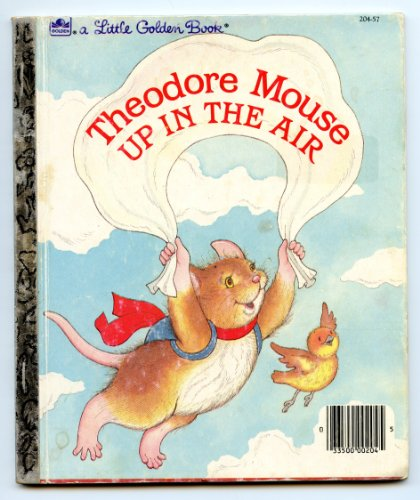 Theodore Mouse Up in the Air