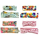 Allydrew Mommy & Me Headbands (set of 4), Florals