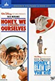 Honey We Shrunk Ourselves / Honey I Blew Up The Kid 2-Movie Collection