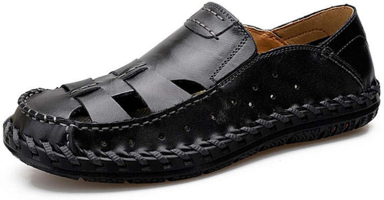 Flip-Flops Outdoor Sports Sandalssandals shoes Summer Beach shoes Hole shoes Men's Personality Beach Sandals