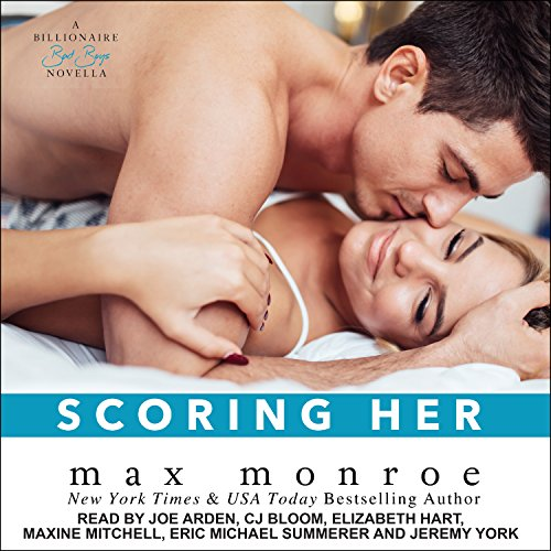 Scoring Her audiobook cover art
