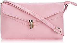 Caprese Spring-Summer 21 CF Women's Sling Bag (Pink)