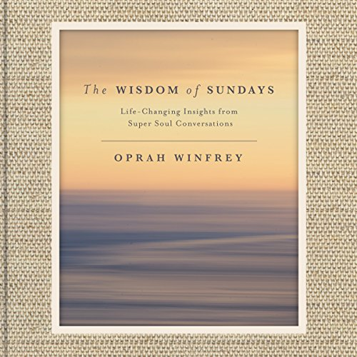 The Wisdom of Sundays audiobook cover art