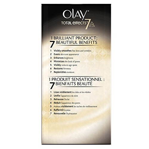 51dRH8cn2AL - Olay Total Effects Anti-Aging Face Moisturizer with Vitamin E, Fragrance-Free 1.7 fl oz