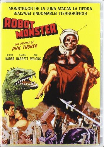 Robot Monster [DVD]