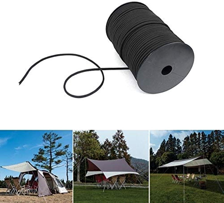 Wultia  100M 550 Paracord Parachute Cord Lanyard Tent Rope 9 Strand Paracord for Hiking Camping Climbing
