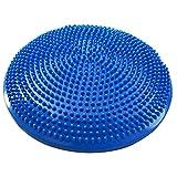 IKAYAAA 33CM Yoga Balance Disc Estabilidad Inflable Wobble Cojín...