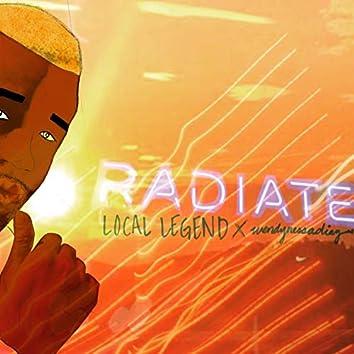 Radiate (feat. Wendynessadiaz)