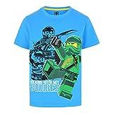 LEGO Ninjago T-Shirt Camiseta, 549, 110 para Niños