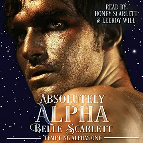 Absolutely Alpha audiobook cover art