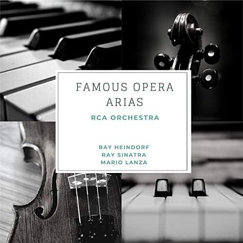 RCA Orchestra, Ray Heindorf, Ray Sinatra & Mario Lanza