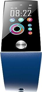 Zomeber Rastreador de Fitness 1,14 Pulgadas a Prueba de Agua SmartWatch Bluetooth, Soporte Llamada de recordatorio/Control de Las pulsaciones de monitoreo de presión de Monitoreo/Sangre/Sleep (N