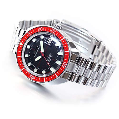 Bulova 96B343 Automatikuhren Taucheruhren Mechanische Armbanduhren