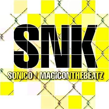 Sonico (feat. Snk & magiconthebeatz)