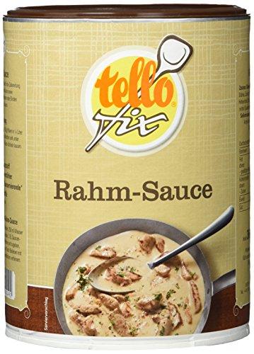 tellofix Rahm-Sauce (1 x 364 g Packung)