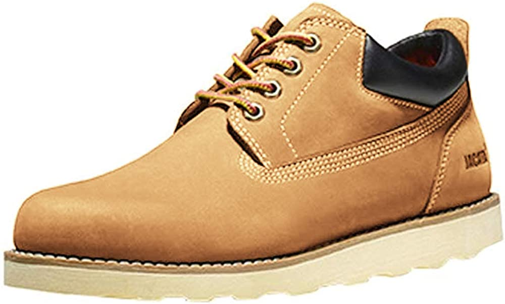 Men's Low-Cut Work or Casual Leather