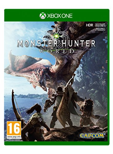 Monster Hunter: World - Xbox One [Importación italiana]