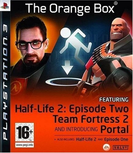 Half Life 2 The Orange Box [Edizione: Francia]