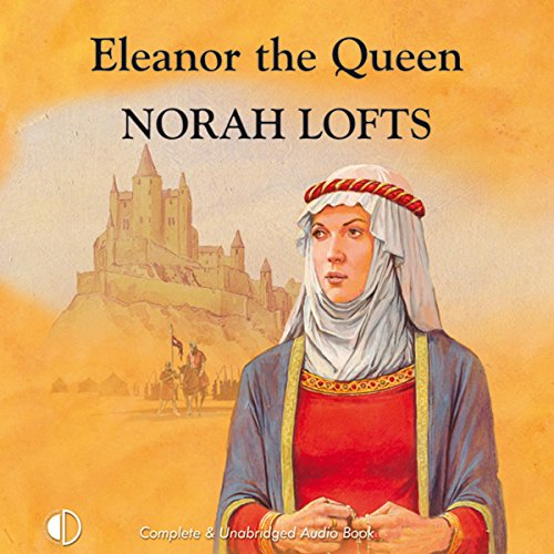 Eleanor the Queen audiobook cover art