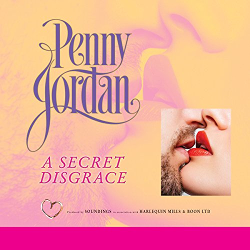 A Secret Disgrace audiobook cover art