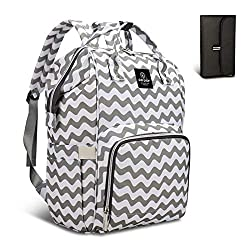 909eac20992f Best Backpack Diaper Bags 2018-2019  Reviews and Buyers Guide