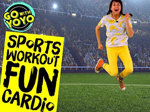 Sports Workout - Cardio Fun! Go with YoYo