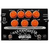 ORANGE BAX Bangeetar Guitar Pre-EQ Pedal プリアンプ/オーバードライブ BAX BANGEETAR Black