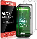 MASCHERI 3 Stück schutzfolie für Motorola Moto G7 Moto G7