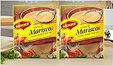 Maggi Sopa Crema de Mariscos (Creamy Seafood Soup Mix) 2.82oz Packet Exp 7/31/20