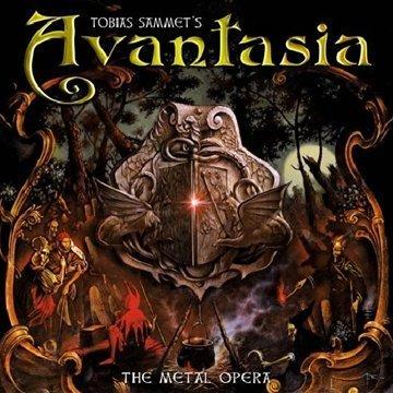 The Metal Opera by Avantasia (2012-01-17)