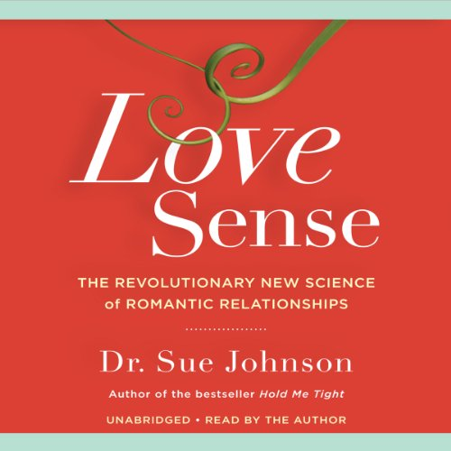 Love Sense Audiobook By Sue Johnson cover art