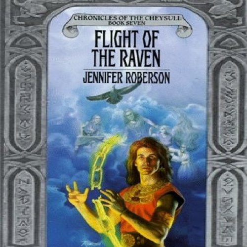 Flight of the Raven audiobook cover art