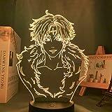 Hunter X Hunter LED noche luz anime lámpara Kulolo Nightlight niños cumpleaños regalo Kulolo luz para dormitorio decoración