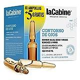 La Cabine Ampollas Contorno De Ojos Promo 10 X 2 Ml + 5 X 2 Ml 22 G, Vanilla, 6 Unidad