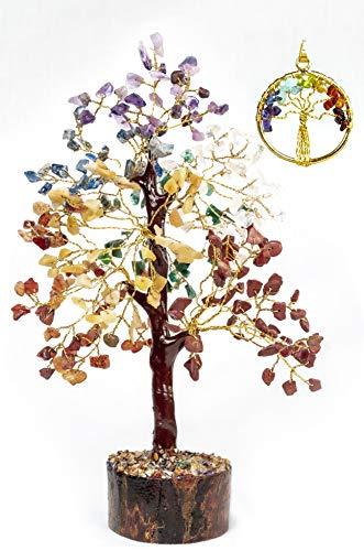 7 Chakra Tree - Yoga Gifts for Mom