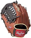 Rawlings Sandlot Series Leather Modified Trap-Eze Web Baseball Glove, 11-3/4', Left Hand Throw