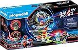 PLAYMOBIL- Galaxy Police Caja Fuerte con Código Secreto Juguete, Multicolor (70022)