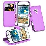Cadorabo Coque pour Samsung Galaxy Trend Plus en ORCHIDÉE Violets – Housse...
