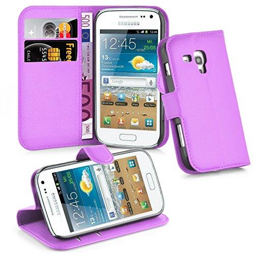 Cadorabo - Carcasa para Samsung Galaxy Trend Plus, Color Morado